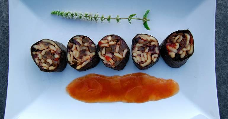 Schwäbisches Sushi